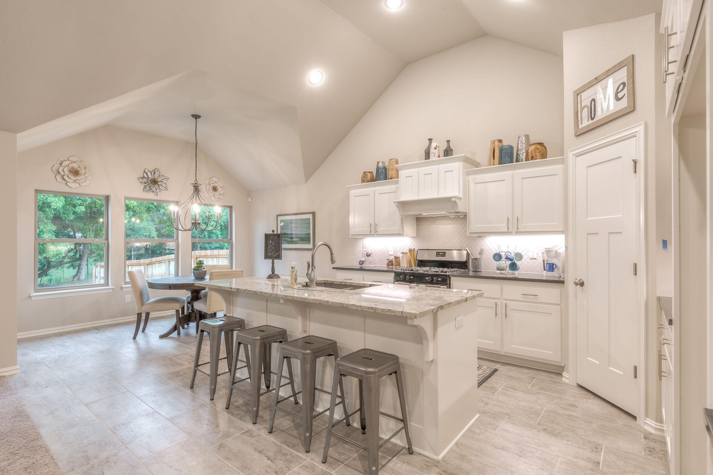 Kitchen featured in the Dorsey By Concept Builders, Inc in Tulsa, OK