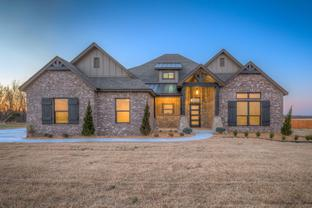 Country Ridge - Teal Ridge: Sand Springs, Oklahoma - Concept Builders, Inc