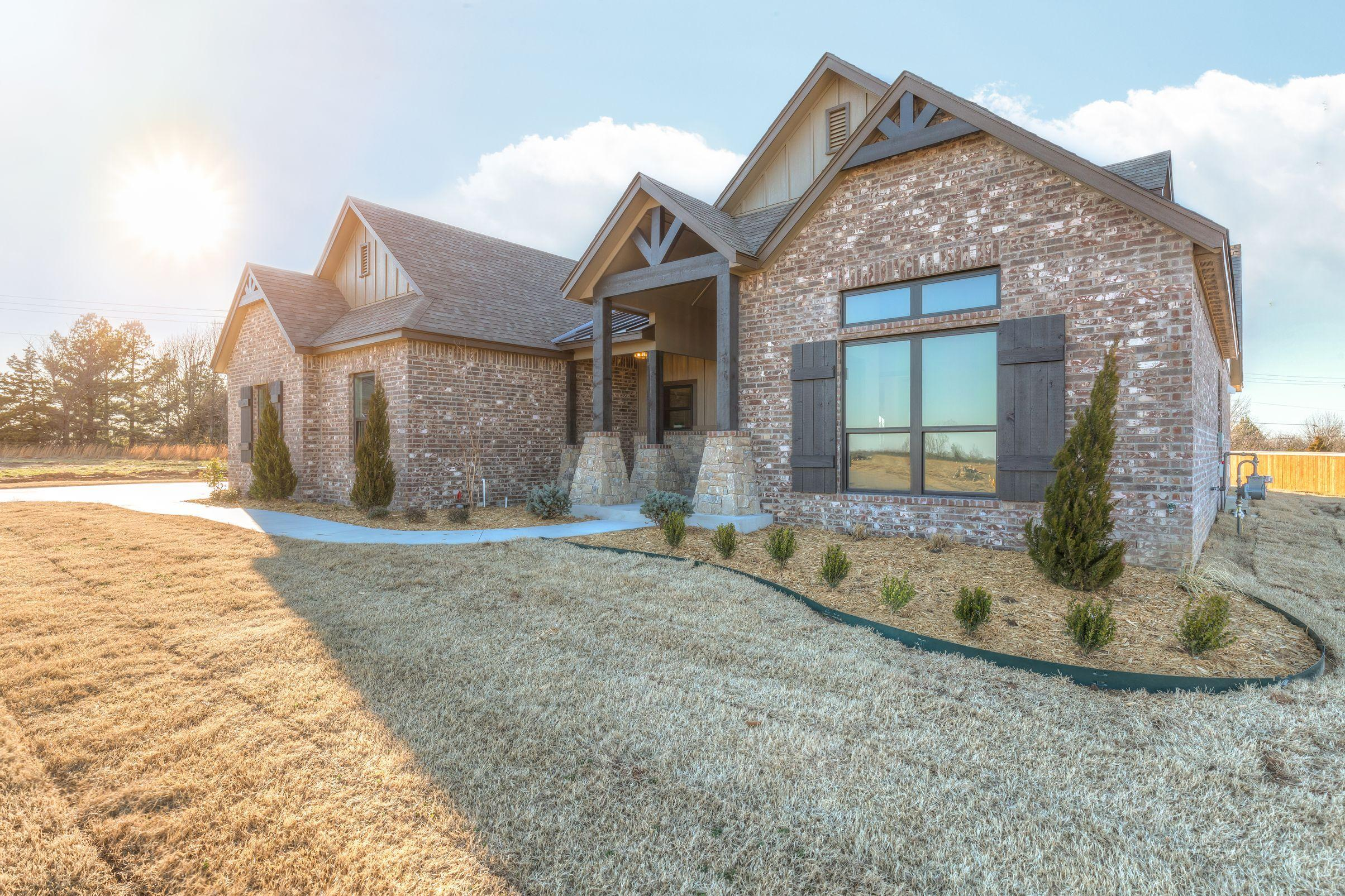 Exterior featured in the Country Ridge By Concept Builders, Inc in Tulsa, OK