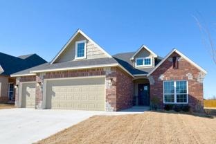 Grace - Clearfield Estates: Bixby, Oklahoma - Concept Builders, Inc