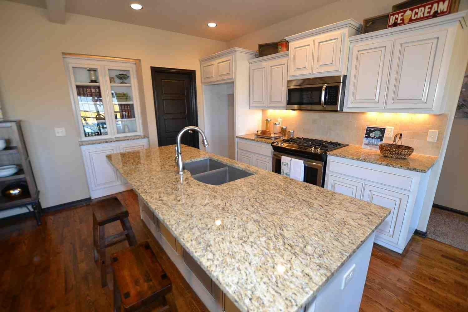 Kitchen featured in the Grace By Concept Builders, Inc in Tulsa, OK