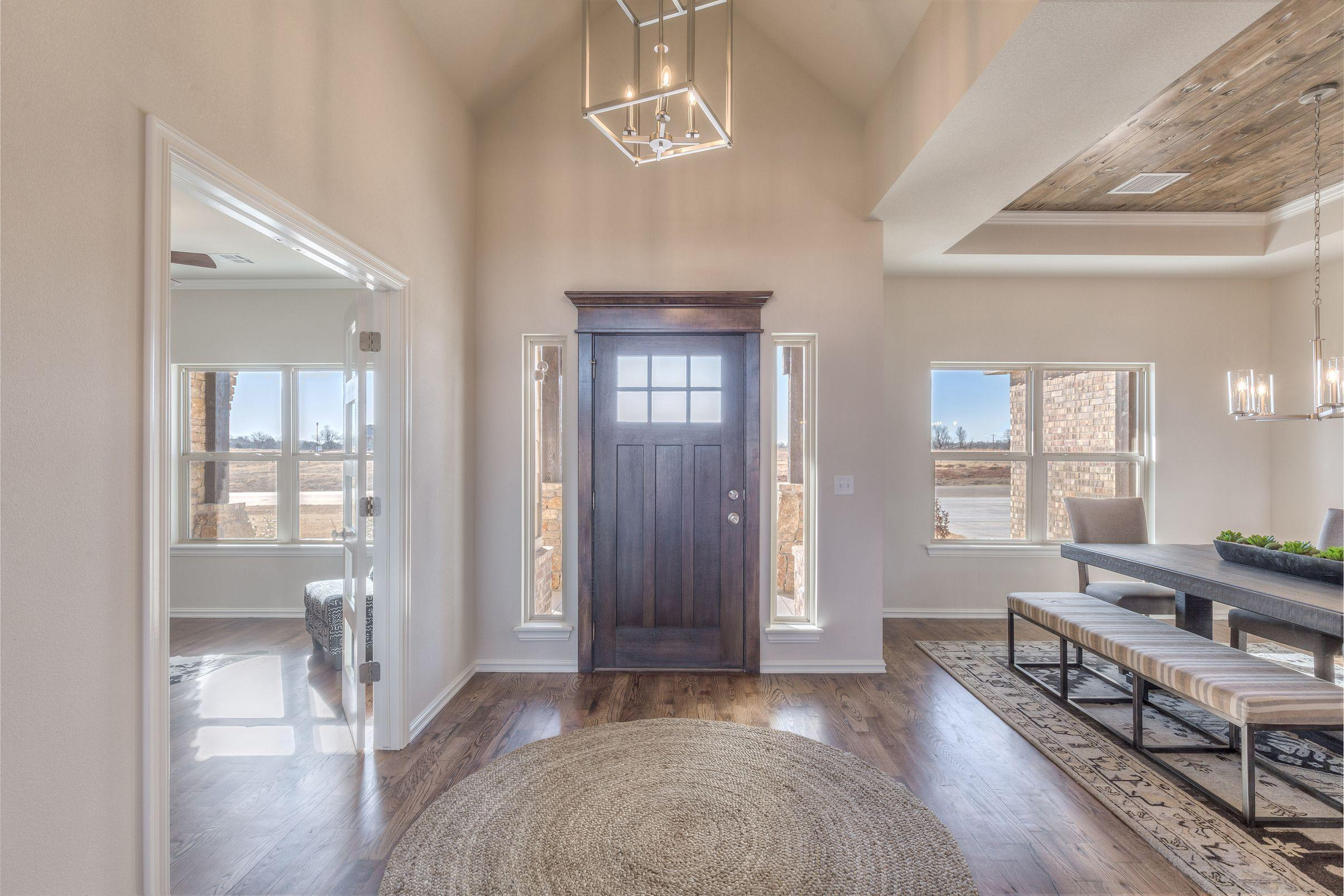 Living Area featured in the Martine III By Concept Builders, Inc in Tulsa, OK