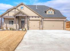 Morgan - Clearfield Estates: Bixby, Oklahoma - Concept Builders, Inc
