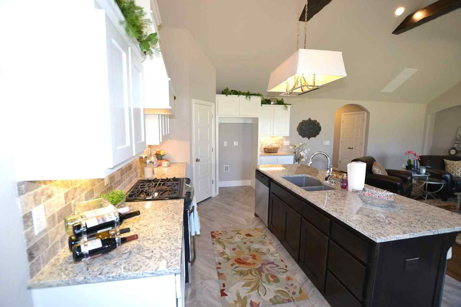 Kitchen featured in the Walker 3C By Concept Builders, Inc in Tulsa, OK