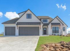 Walker FH - Clearfield Estates: Bixby, Oklahoma - Concept Builders, Inc