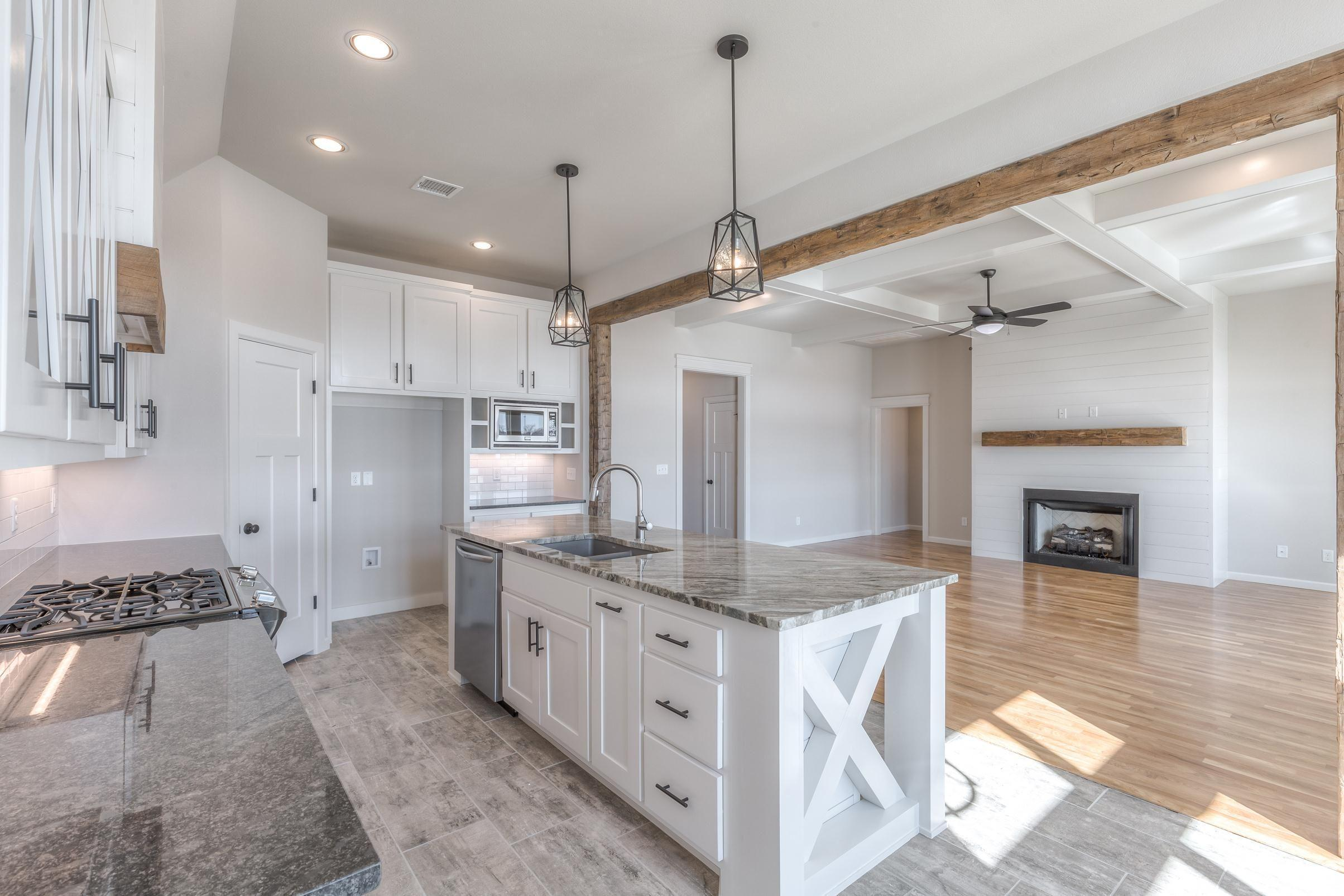 Kitchen featured in the Walker FH By Concept Builders, Inc in Tulsa, OK