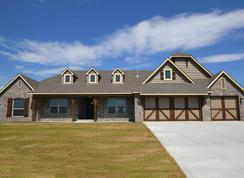 Woodland III - Teal Ridge: Sand Springs, Oklahoma - Concept Builders, Inc
