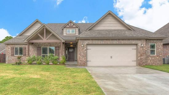 Elwood Crossing by Concept Builders, Inc in Tulsa Oklahoma