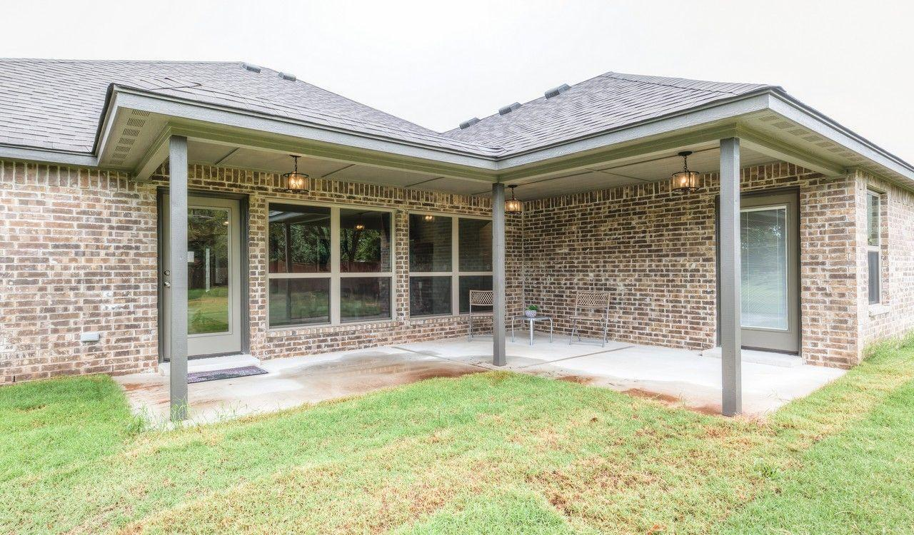 Exterior featured in the Ridgway By Concept Builders, Inc in Tulsa, OK