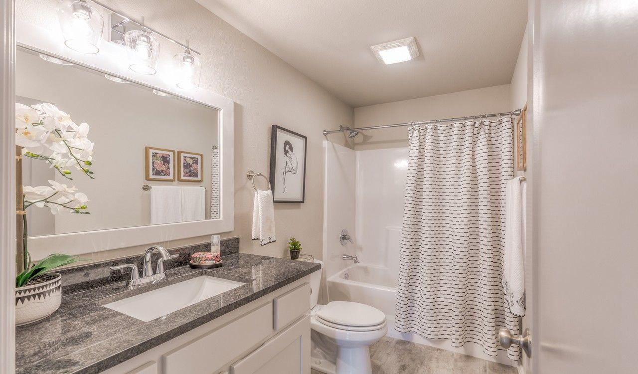 Bathroom featured in the Ridgway By Concept Builders, Inc in Tulsa, OK