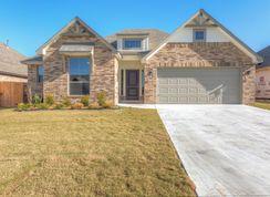 Ridgway - The Villas at Stone Creek Estates: Sand Springs, Oklahoma - Concept Builders, Inc