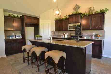 Kitchen-in-Hendricks-at-Stone Creek Estates III-in-Sand Springs
