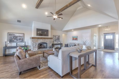 Greatroom-and-Dining-in-Martine III-at-Teal Ridge-in-Sand Springs