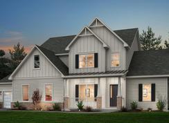 Berkeley - Handsmill On Lake Wylie: York, North Carolina - Greybrook Homes