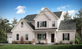 Berkeley - Riverstone at Anniston: Davidson, North Carolina - Greybrook Homes