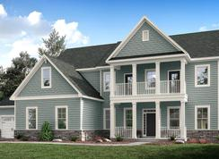 Harvard - Riverstone at Anniston: Davidson, North Carolina - Greybrook Homes