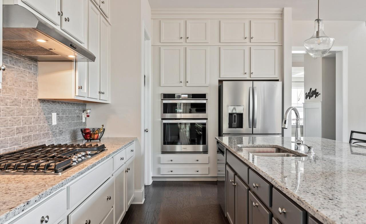 Kitchen featured in the Bethpage By Greybrook Homes in Charlotte, NC