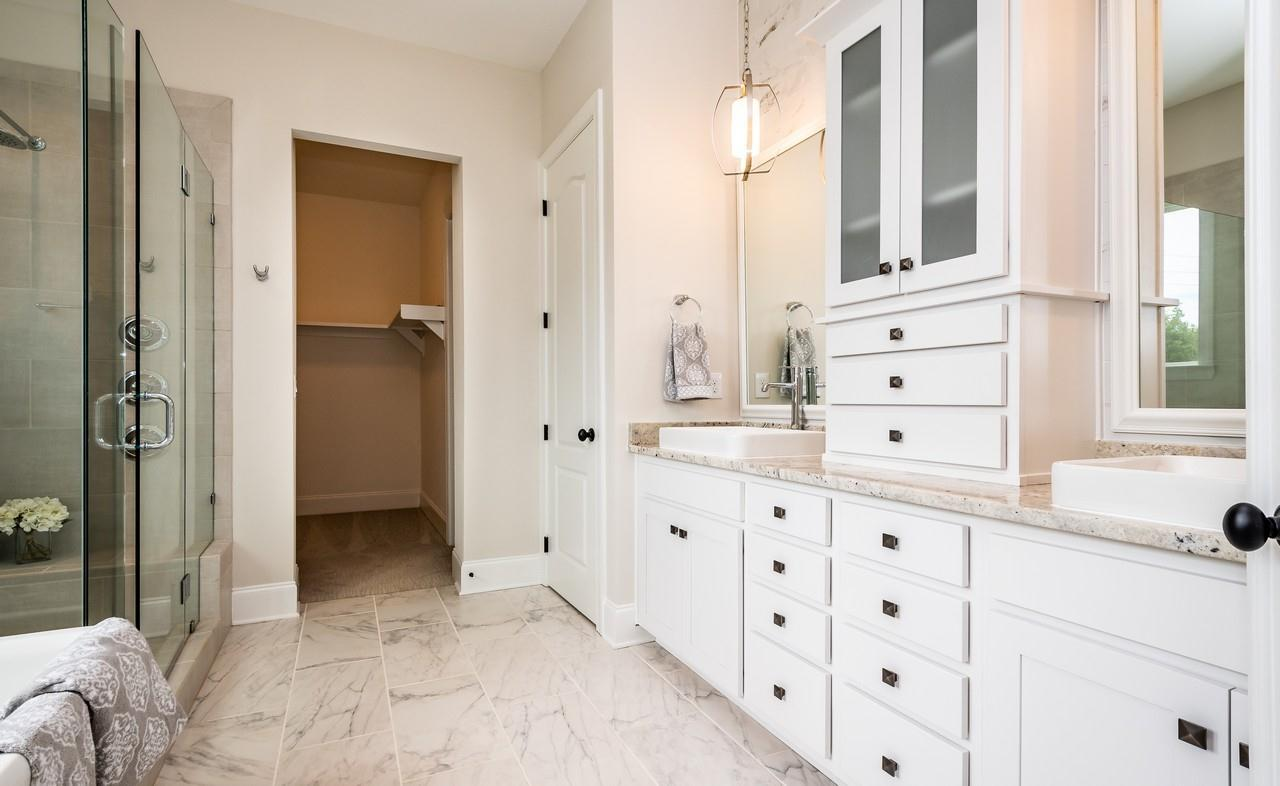 Bathroom featured in the Berkeley By Greybrook Homes in Charlotte, NC