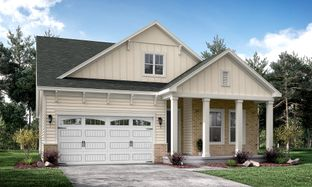 Muirfield with Retreat - Wildbrook: Denver, North Carolina - Greybrook Homes