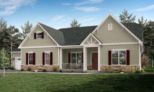 Columbia with Retreat - Riverstone at Anniston: Davidson, North Carolina - Greybrook Homes