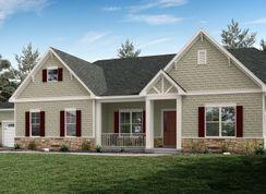 Columbia with Retreat - Handsmill On Lake Wylie: York, North Carolina - Greybrook Homes