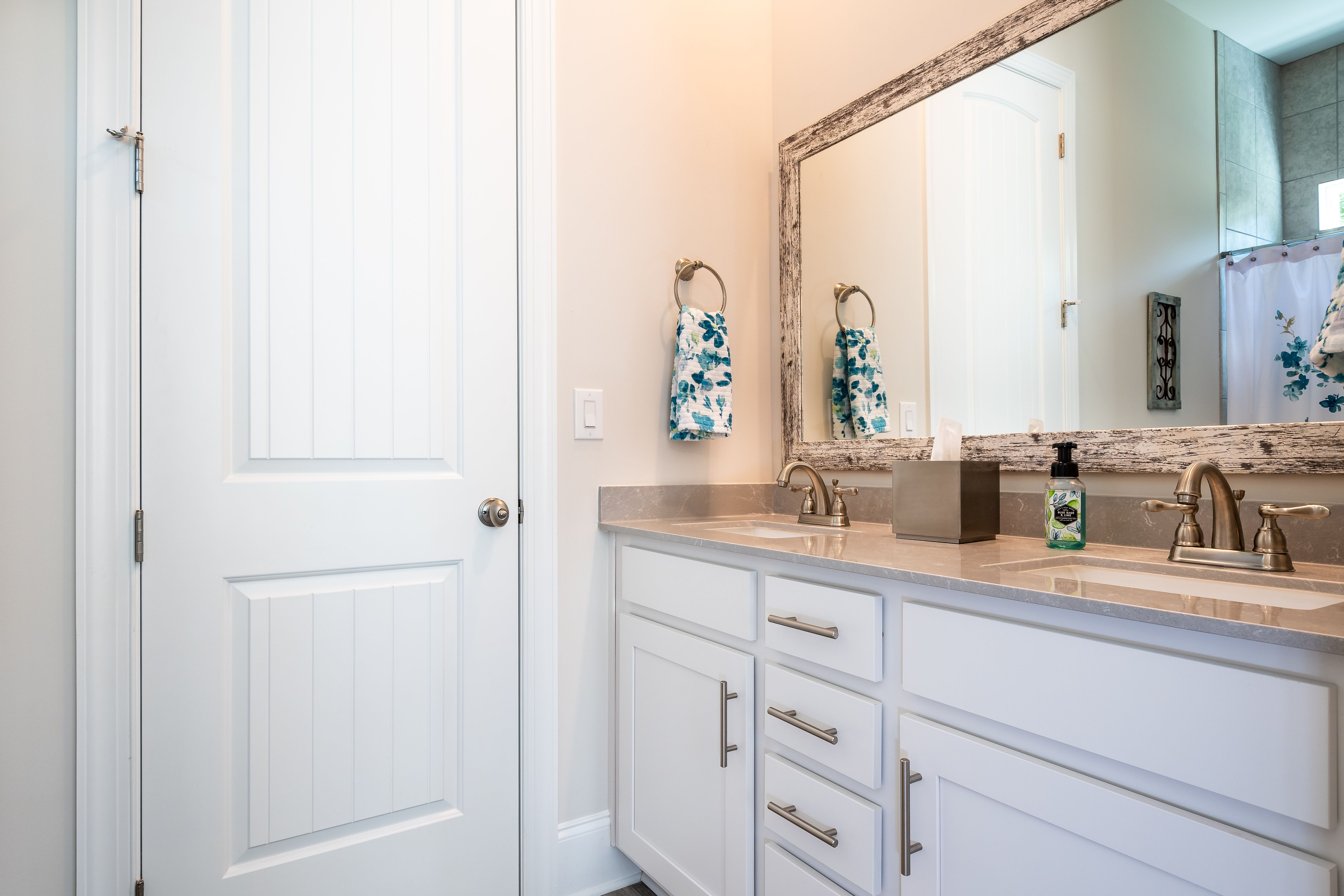 Bathroom featured in the Columbia with Retreat By Greybrook Homes in Charlotte, NC