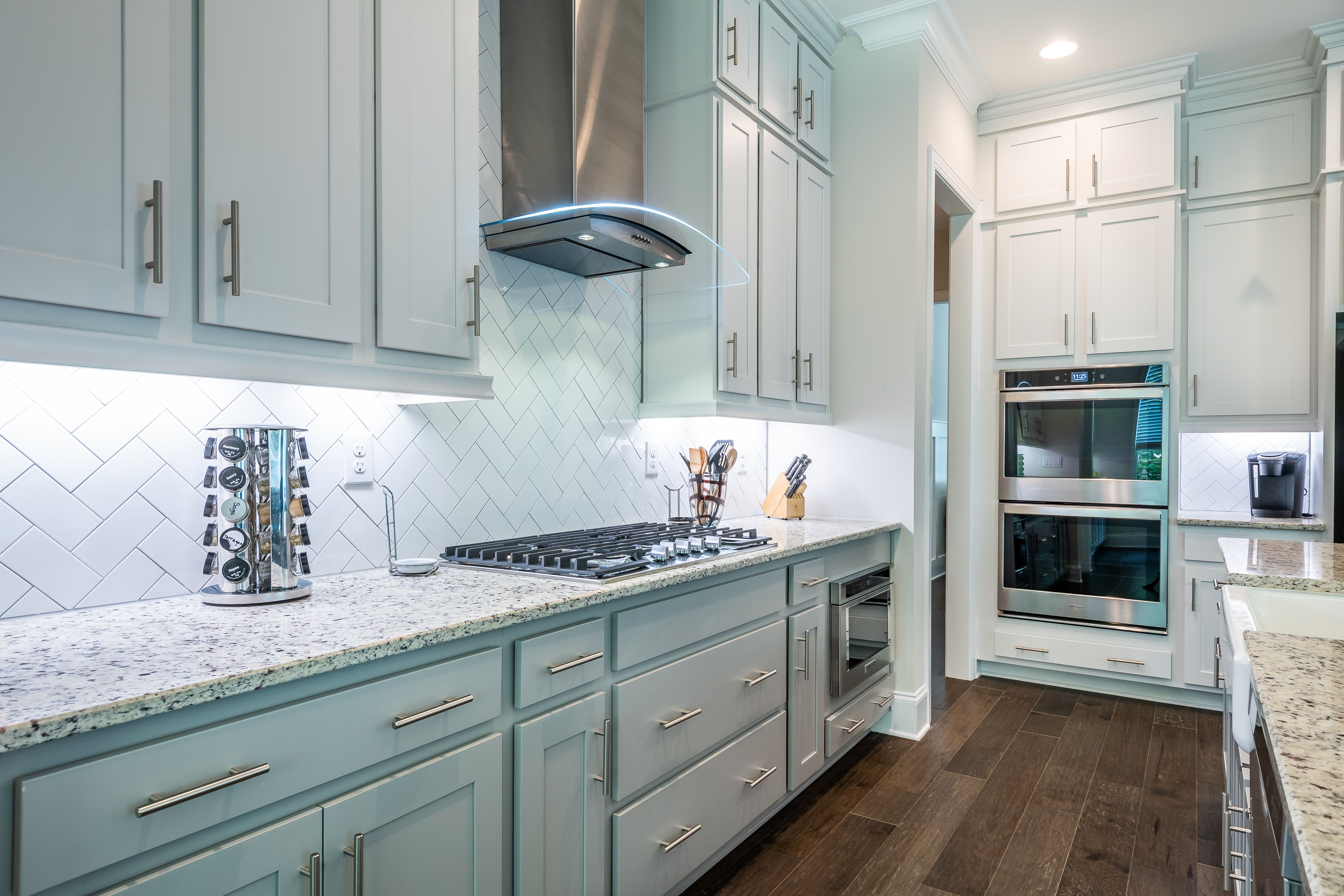 Kitchen featured in the Columbia with Retreat By Greybrook Homes in Charlotte, NC