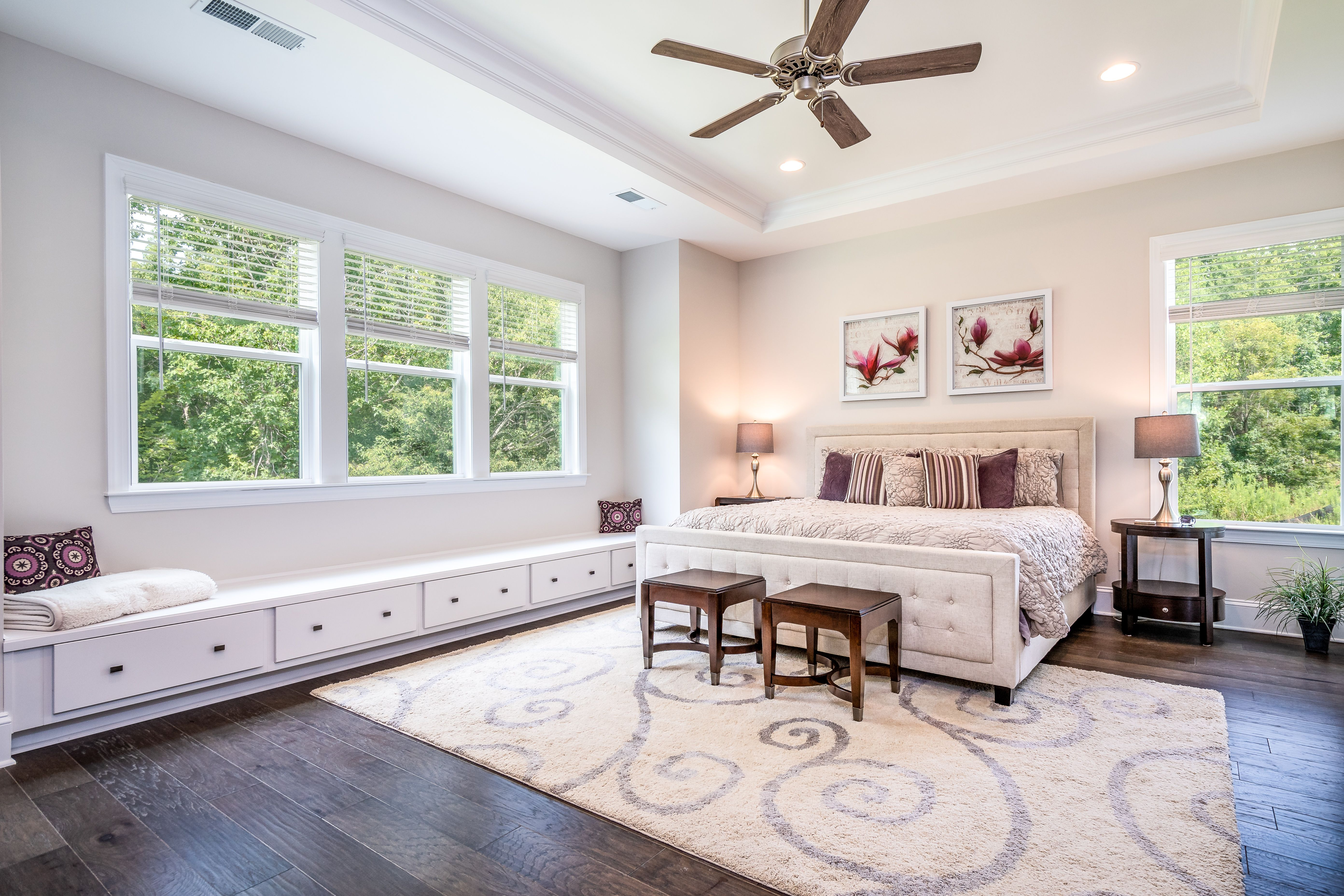 Bedroom featured in the Columbia with Retreat By Greybrook Homes in Charlotte, NC