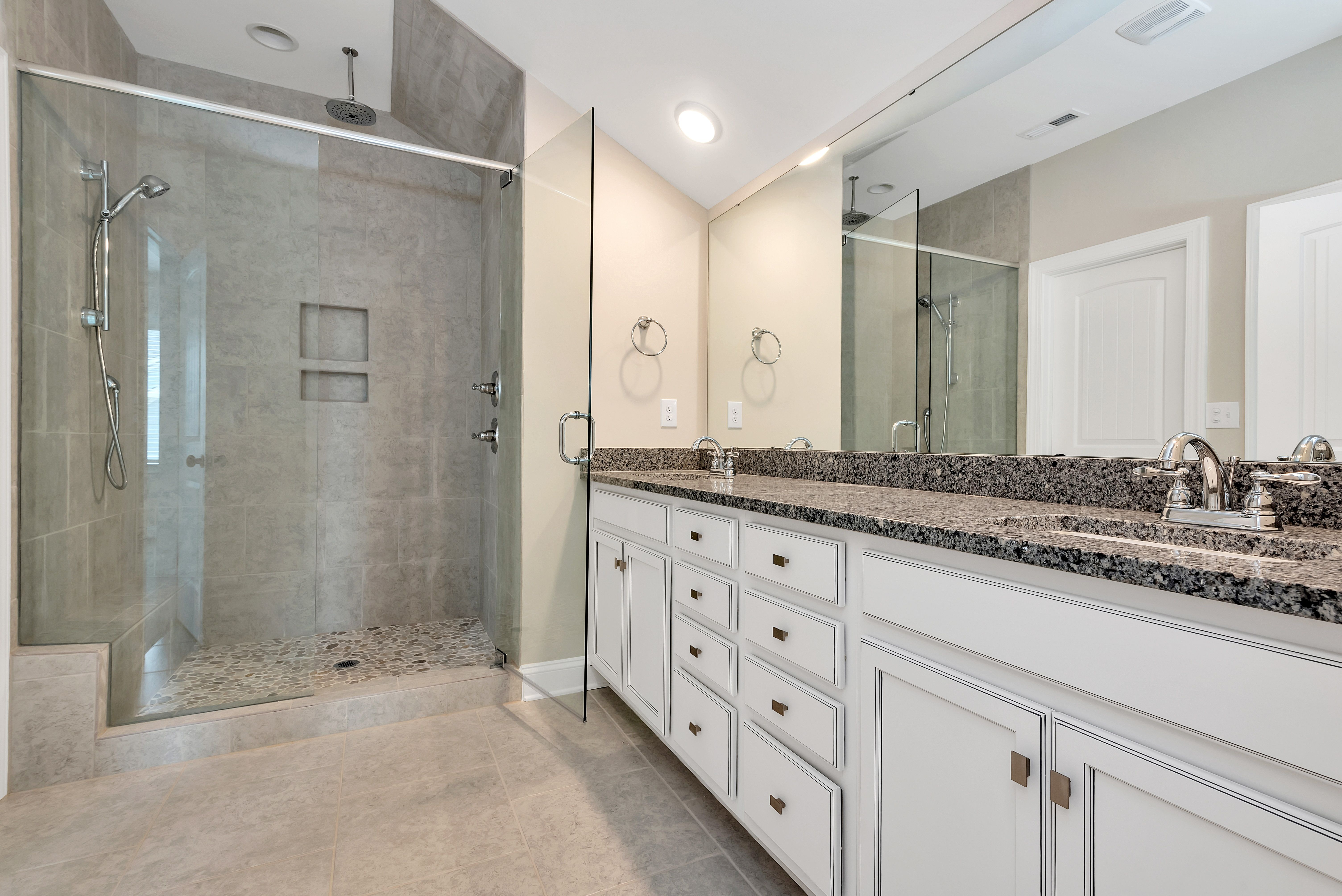 Bathroom featured in the Princeton By Greybrook Homes in Charlotte, SC