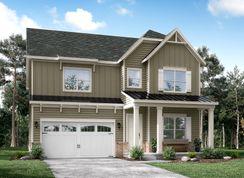 Pinehurst with 3rd Floor Retreat - Wildbrook: Denver, North Carolina - Greybrook Homes