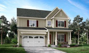 St. Andrews with 3rd Floor Retreat - Wildbrook: Denver, North Carolina - Greybrook Homes