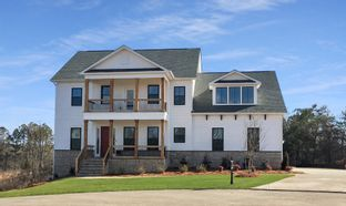 Princeton - Handsmill On Lake Wylie: York, North Carolina - Greybrook Homes