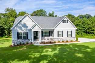 Columbia with Retreat - Shepherds Trace: Clover, North Carolina - Greybrook Homes