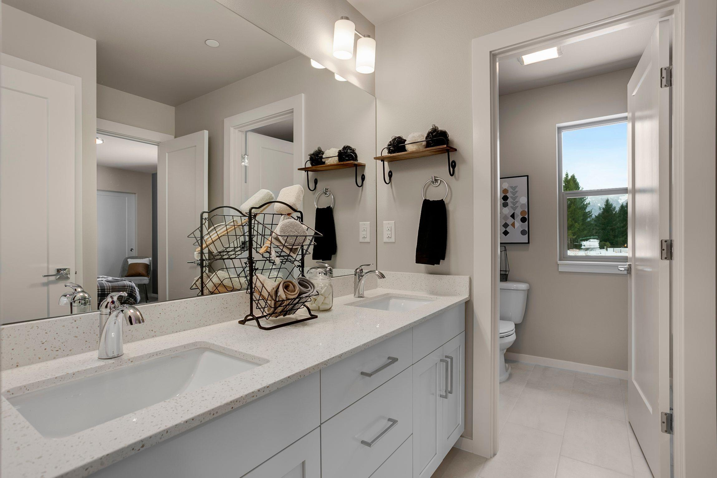 Bathroom featured in the Residence 1 By Conner Homes in Seattle-Bellevue, WA