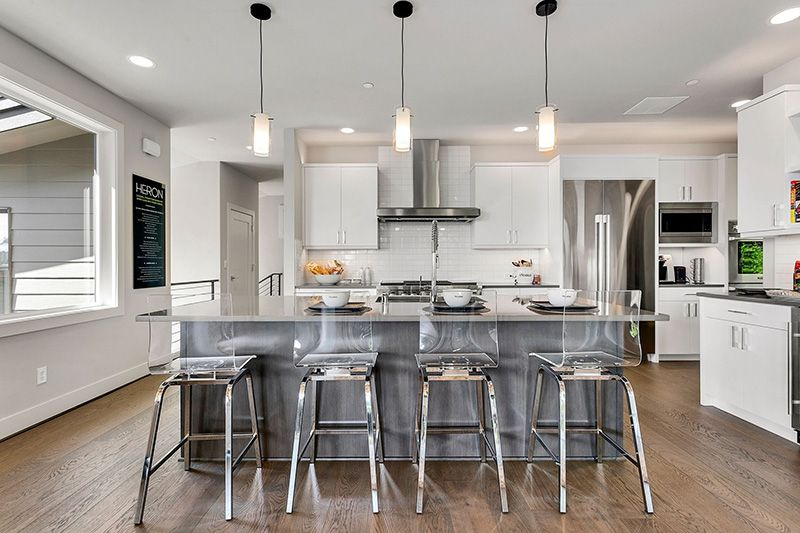 Kitchen featured in the RESIDENCE 6 By Conner Homes in Seattle-Bellevue, WA