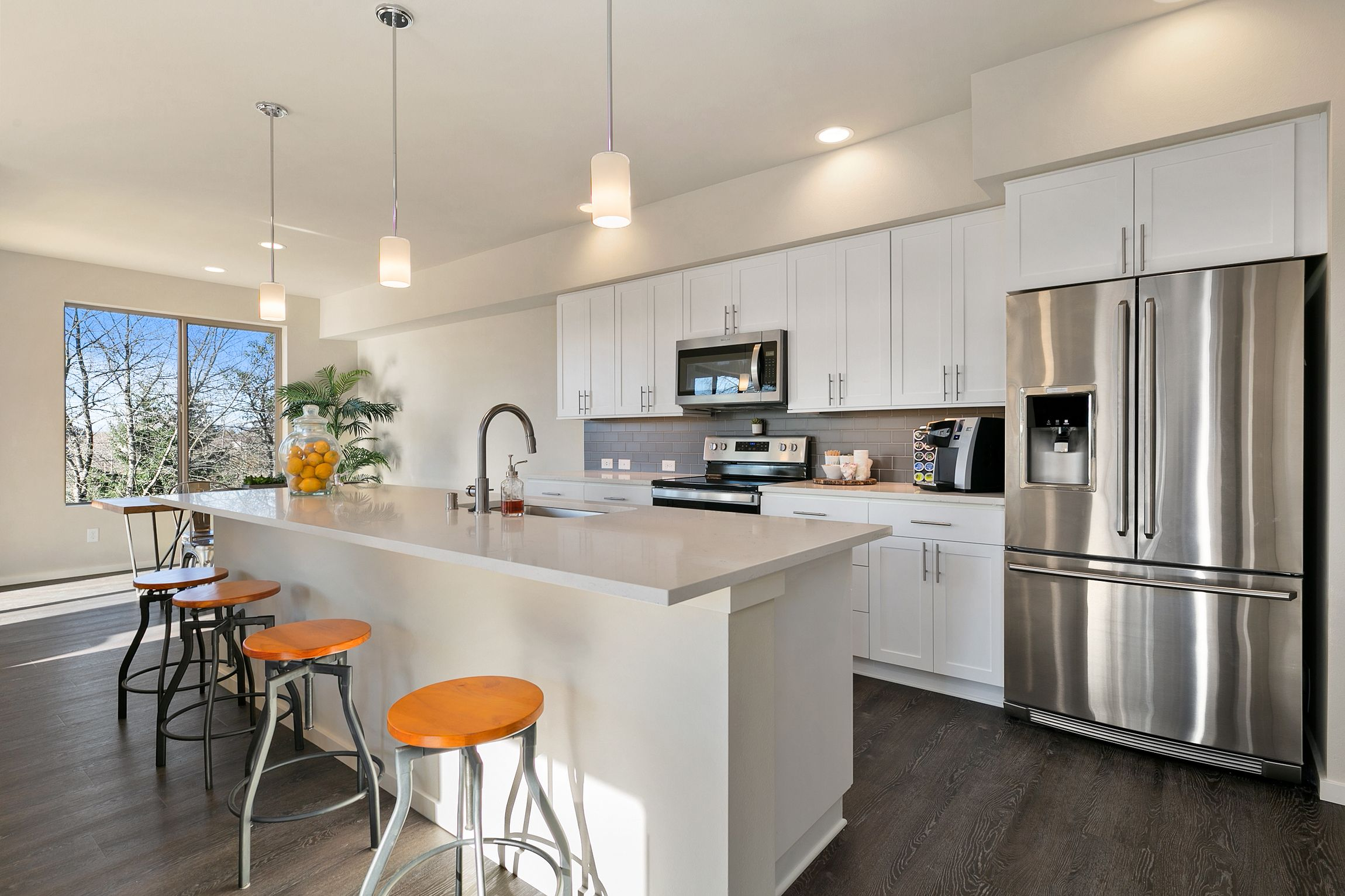 Kitchen featured in the Residence C By Conner Homes in Seattle-Bellevue, WA