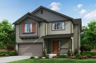 Plan 4004 - Stepping Stone: Sumner, Washington - Conner Homes