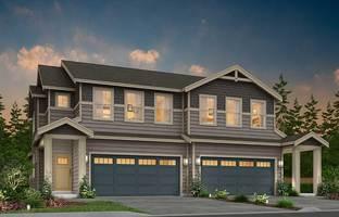 The Bradford - Conner Homes at Tehaleh: Bonney Lake, Washington - Conner Homes