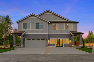 Plan Charleston - Conner Homes at Tehaleh: Bonney Lake, Washington - Conner Homes