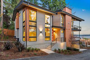 RESIDENCE 2 - Heron: Kirkland, Washington - Conner Homes