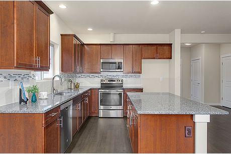 Kitchen-in-Residence 1-at-Perkins Prairie-in-Buckley