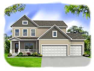Portsmouth - Windswept Farms: Eureka, Missouri - Consort Homes