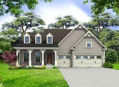 Braxton Premier - The Villages At Brightleaf - Premier: Wildwood, Missouri - Consort Homes