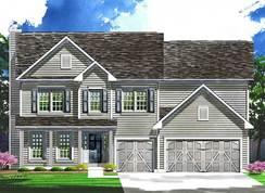 Windsor - Windsor Park: Lake Saint Louis, Missouri - Consort Homes