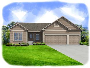 Pierce - Windsor Park: Lake Saint Louis, Missouri - Consort Homes