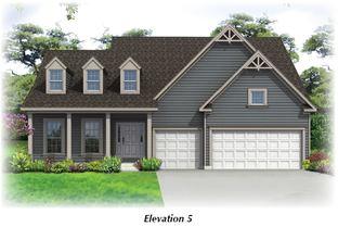 Braxton - Windsor Park: Lake Saint Louis, Missouri - Consort Homes