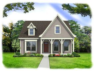 Annapolis - The Villages at Brightleaf - Hallmark: Wildwood, Missouri - Consort Homes