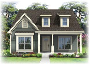 Williamsburg II - The Villages at Brightleaf - Hallmark: Wildwood, Missouri - Consort Homes