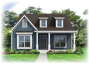 Williamsburg I - The Villages at Brightleaf - Hallmark: Wildwood, Missouri - Consort Homes