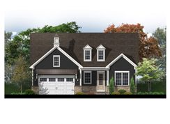 """The """"Ospery Farmhouse"""" Collection - The Nest at Hoover: Plain City, Ohio -  Coppertree Homes"""